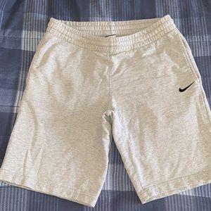 Nike cotton short sz small men's